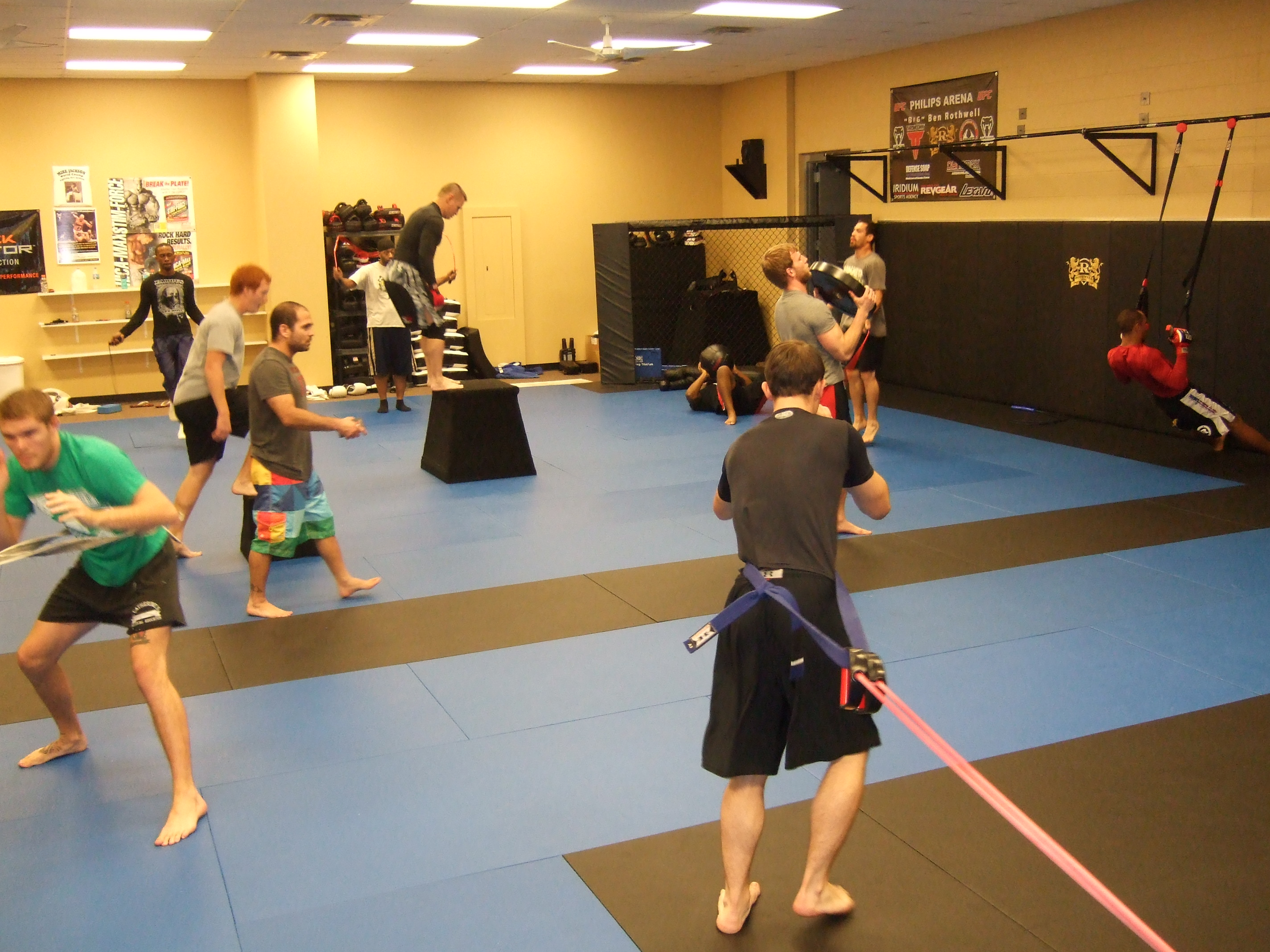 MMA Conditioning