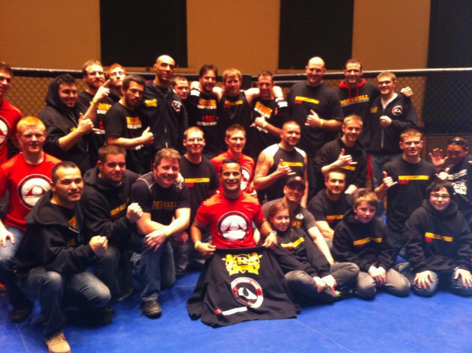 Rothwell MMA Team