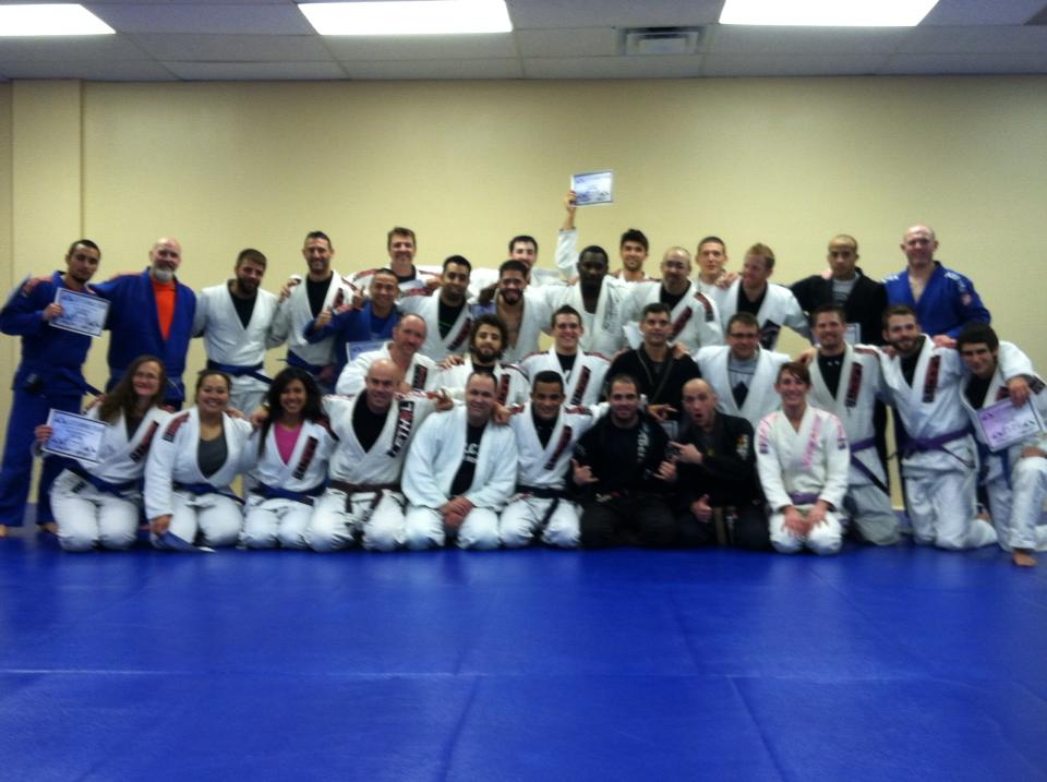 BJJ Belt Ceremony 12.2013