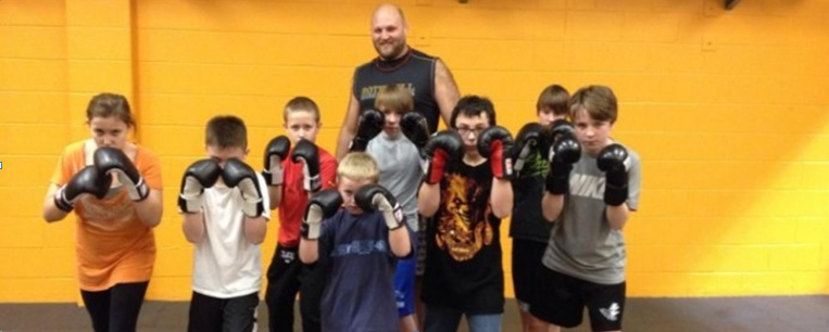Kids Kickboxing, Boxing, Muay Thai