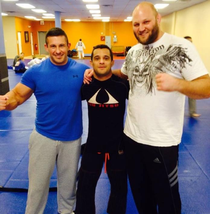 BJJ, Ben and Luiz 01.2014