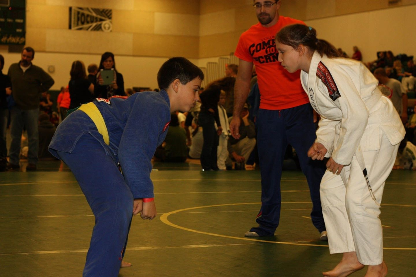Competition, Kids BJJ 2013