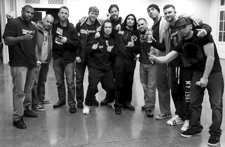 WXCF 3, Team