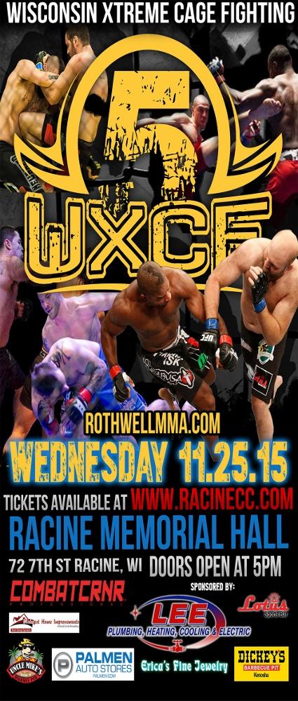 WXCF 5 Poster