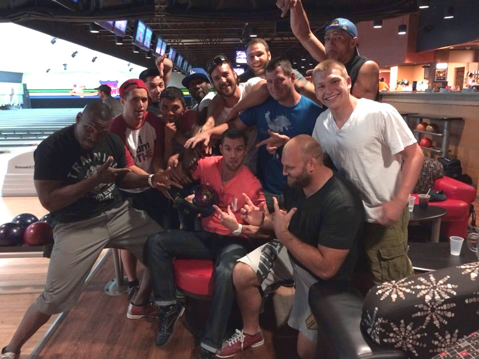 Fight Team, Bowling 06.2014