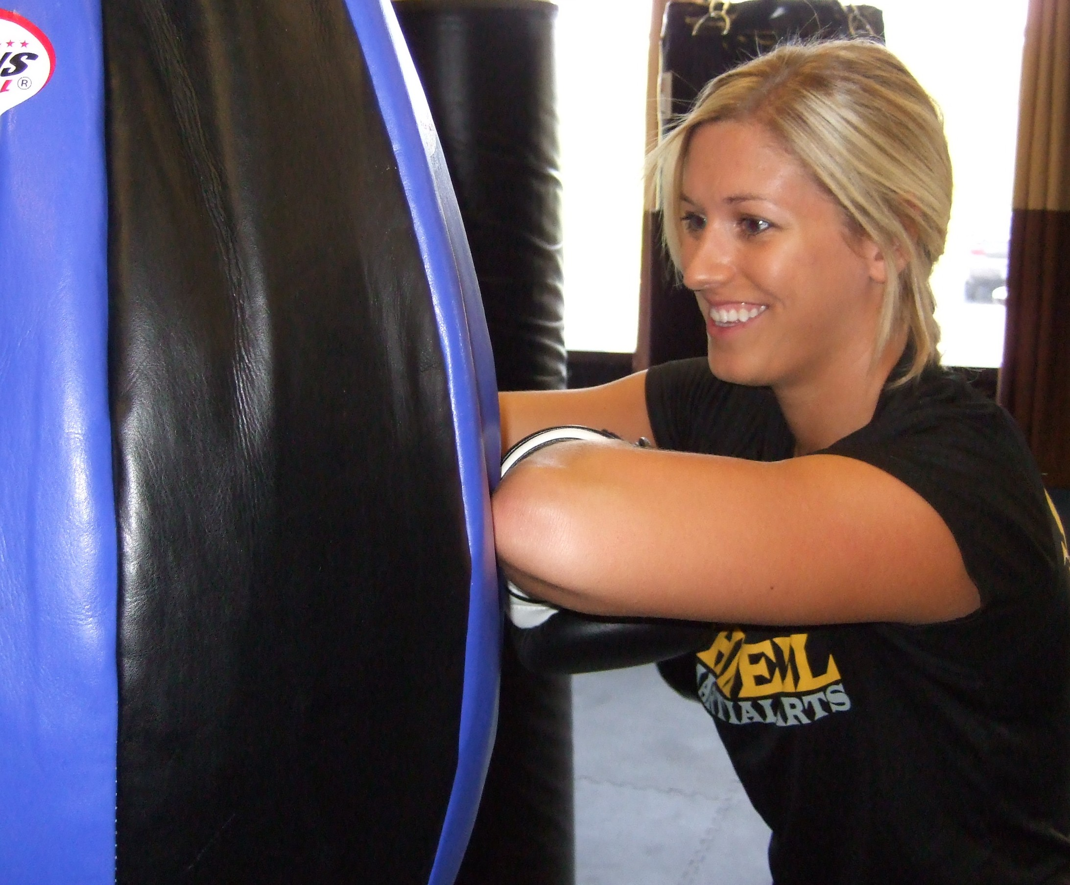 Beginner Kickboxing for Adults