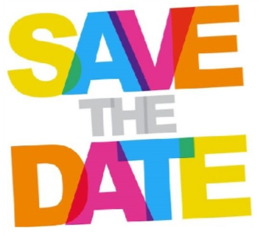 SAVE THE DATE: FRIDAY JUNE 1