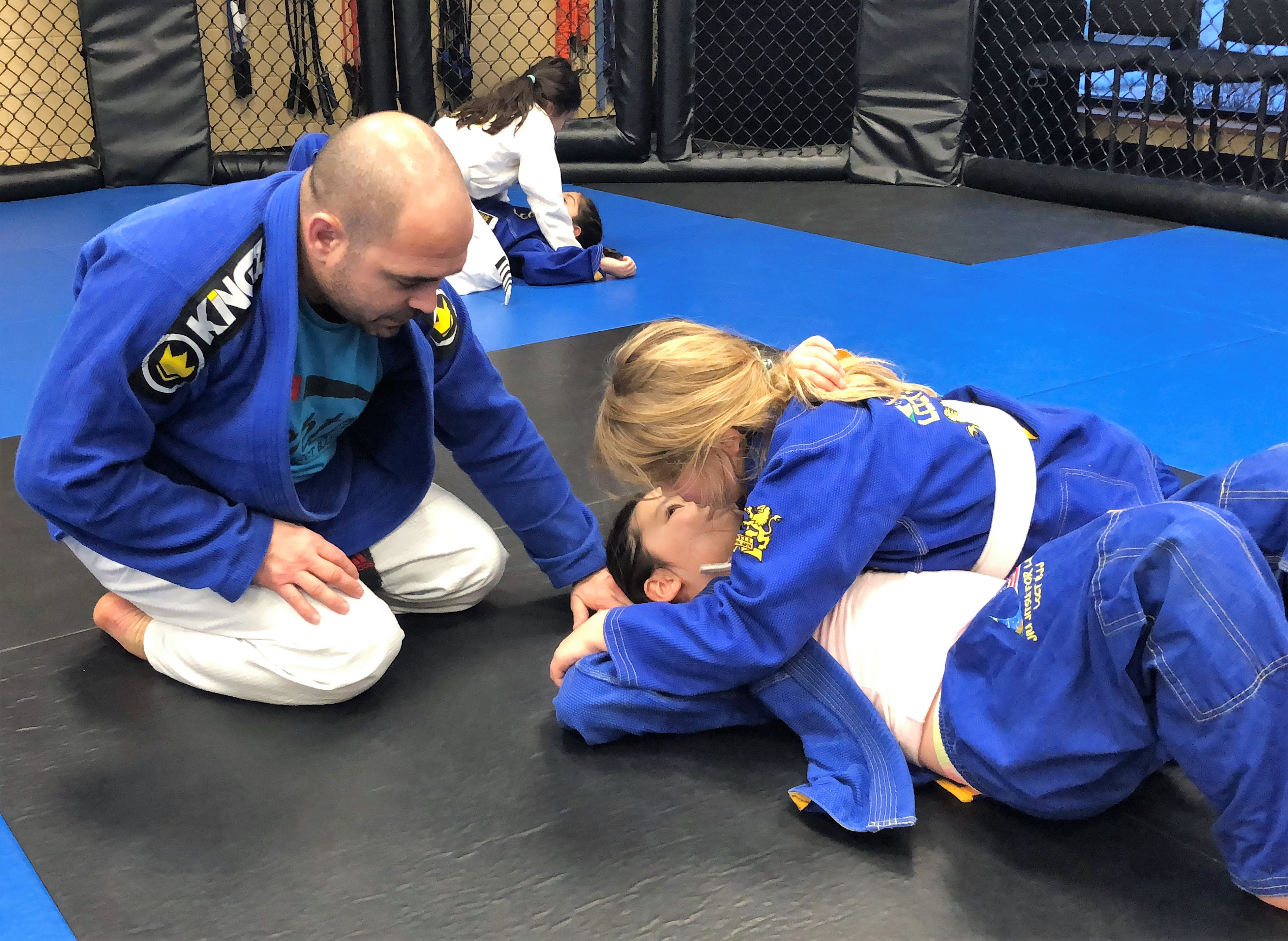 FREE YOUTH SELF-DEFENSE TRIAL CLASS