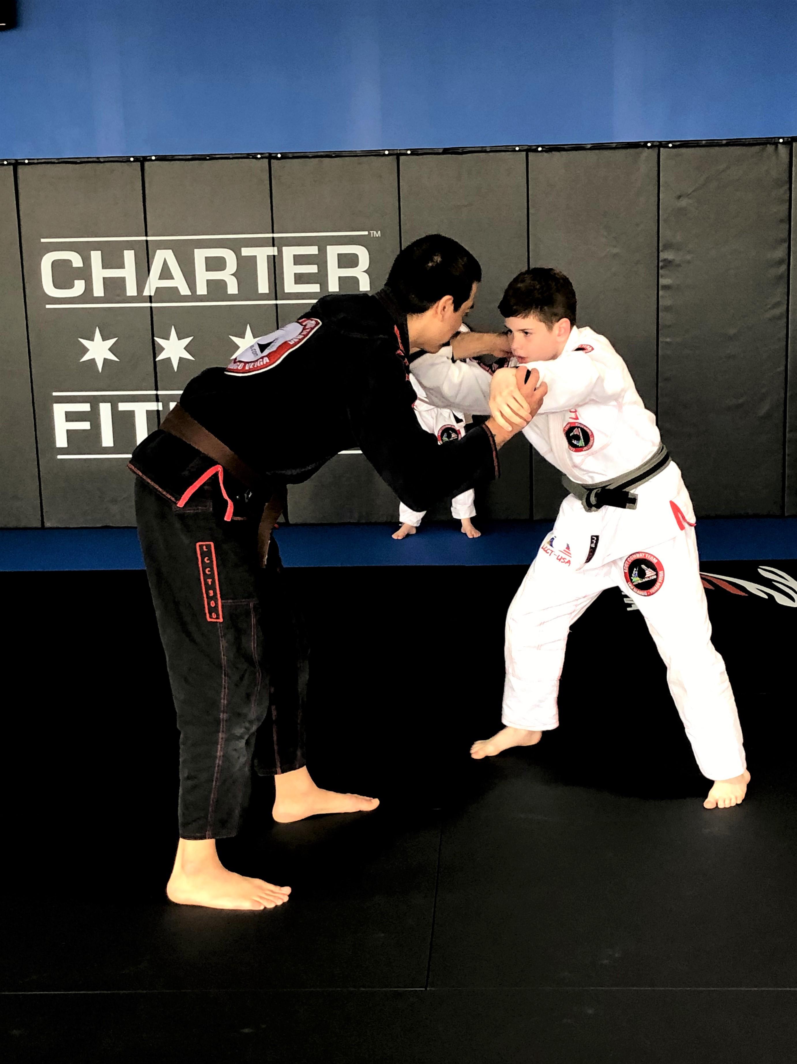 Jiu-Jitsu @ Charter Fitness Mundelein
